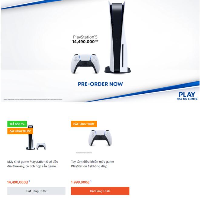 PS5 cháy hàng ngay khi mở bán tại Việt Nam, chỉ số ít may mắn mua được nhờ...tìm kiếm bằng Google - Ảnh 1.
