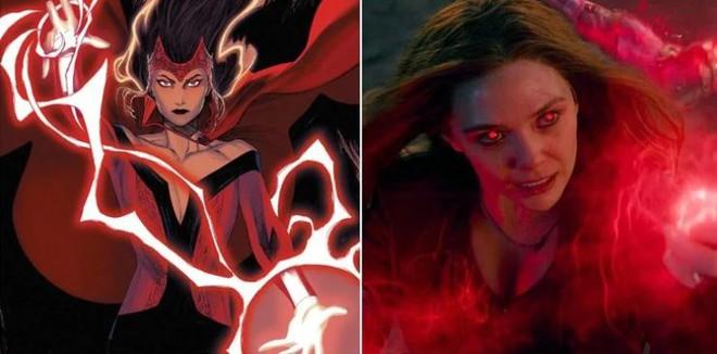 WandaVision: Lý giải về Chaos Magic, ma thuật khủng khiếp của Scarlet Witch với khả năng thay đổi bản chất thực tại - Ảnh 2.