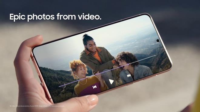 Samsung Galaxy S21 và S21+: 10 lý do đây là những smartphone tốt nhất 2021 - Ảnh 2.