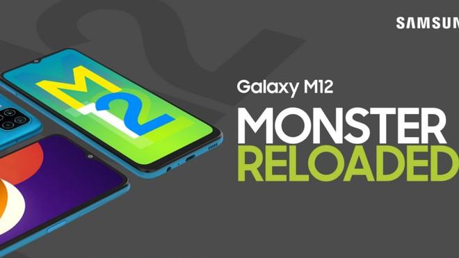 Galaxy M12 sẽ trang bị màn hình 90Hz, giá dưới 4 triệu đồng, ra mắt ngày 11/3 - Ảnh 1.