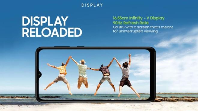 Galaxy M12 sẽ trang bị màn hình 90Hz, giá dưới 4 triệu đồng, ra mắt ngày 11/3 - Ảnh 2.