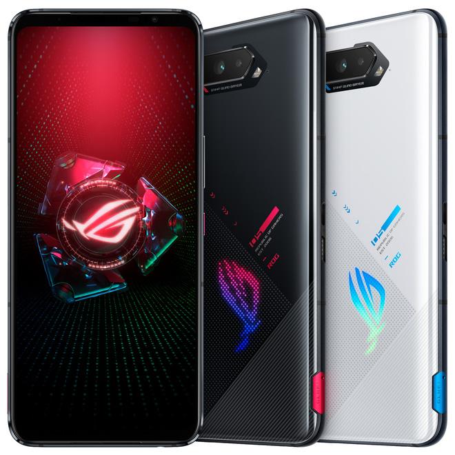 ASUS ROG Phone 5 ra mắt: Có 3 phiên bản, màn hình AMOLED 144Hz, Snapdragon 888, RAM khủng 18GB, giá từ 21,9 triệu - Ảnh 2.