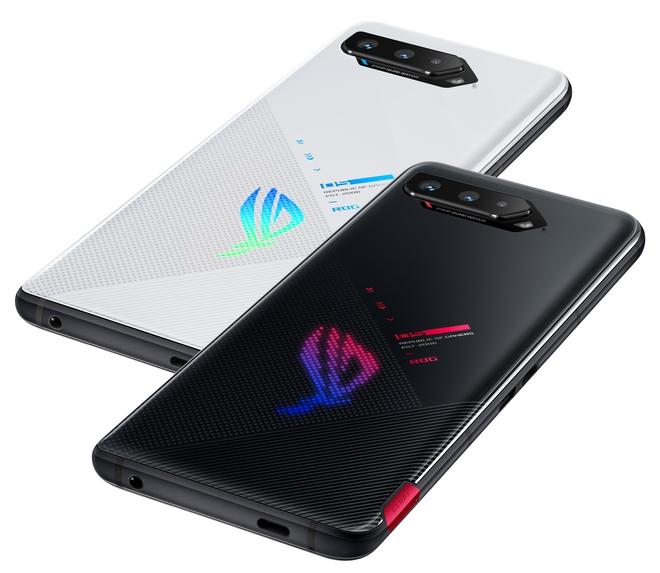 ASUS ROG Phone 5 ra mắt: Có 3 phiên bản, màn hình AMOLED 144Hz, Snapdragon 888, RAM khủng 18GB, giá từ 21,9 triệu - Ảnh 4.