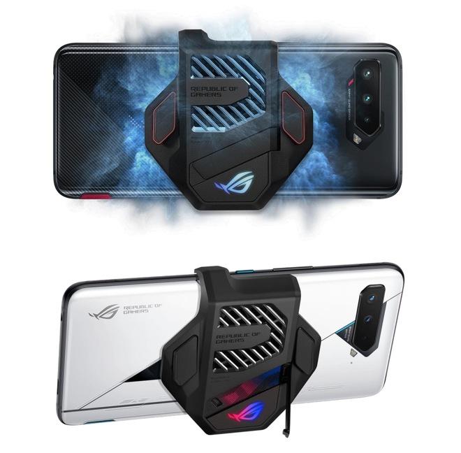 ASUS ROG Phone 5 ra mắt: Có 3 phiên bản, màn hình AMOLED 144Hz, Snapdragon 888, RAM khủng 18GB, giá từ 21,9 triệu - Ảnh 10.