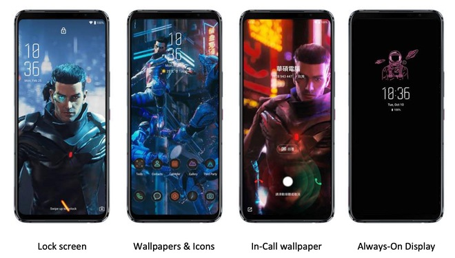 ASUS ROG Phone 5 ra mắt: Có 3 phiên bản, màn hình AMOLED 144Hz, Snapdragon 888, RAM khủng 18GB, giá từ 21,9 triệu - Ảnh 6.