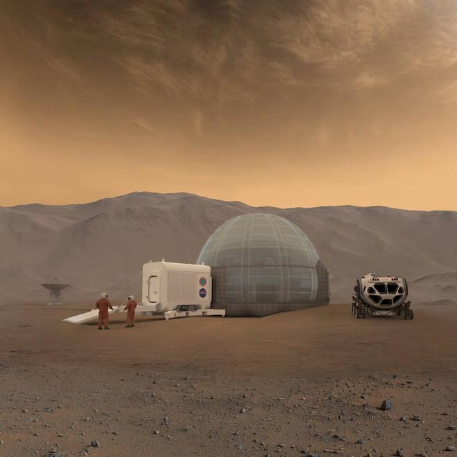 Elon Musk hứa sẽ đưa người lên định cư Sao Hỏa vào năm 2026, đây là 3 trở ngại lớn khiến kế hoạch này vẫn phi thực tế - Ảnh 3.
