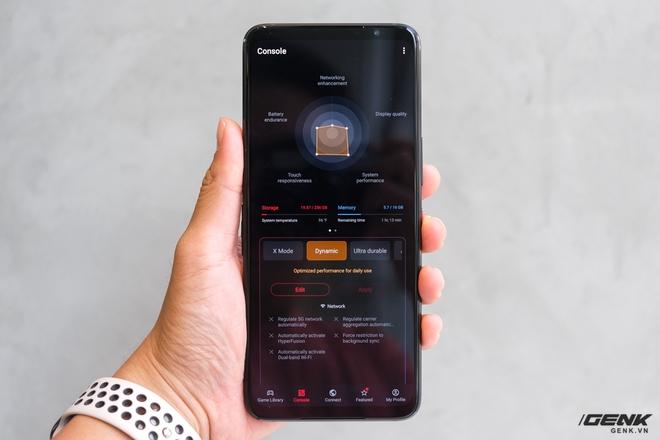 Mở hộp điện thoại Pay-to-win ROG Phone 5: Cứ Qualcomm Snapdragon 888 5G cùng 16GB RAM mà chiến! - Ảnh 12.