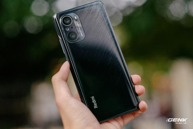 Trên tay Redmi K40 Pro tại VN: Phiên bản giá rẻ của Mi 11, chip Snapdragon 888, giá 10.7 triệu đồng - Ảnh 4.