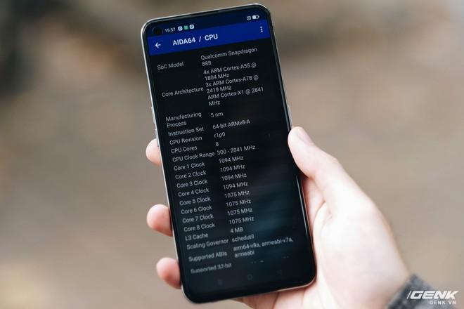 Trên tay Realme GT: Smartphone Snapdragon 888, màn hình AMOLED 120Hz giá rẻ - Ảnh 9.