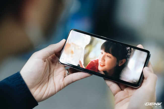Trên tay Realme GT: Smartphone Snapdragon 888, màn hình AMOLED 120Hz giá rẻ - Ảnh 14.