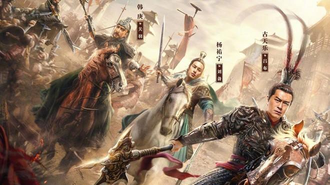 Trailer phim Dynasty Warriors: Mãn nhãn với cuộc đối đầu rực lửa, tam anh chiến Lã Bố, anh hùng thi nhau phóng skill như game - Ảnh 2.