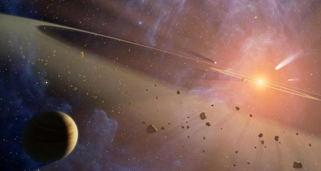 Cổ xưa hơn cả Trái Đất, mảnh thiên thạch này đang nắm giữ bí mật của hệ Mặt trời thủa sơ khai - Ảnh 2.