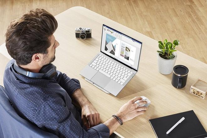 Sai lầm của tuổi trẻ là mua laptop 13 inch với độ phân giải 4K - Ảnh 4.