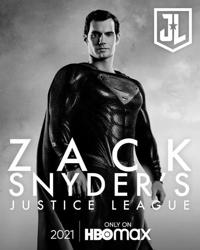 Justice League Snyder Cut ra mắt hàng loạt teaser mới, dàn nhân vật chính ai cũng được chiếm spotlight một lần - Ảnh 2.