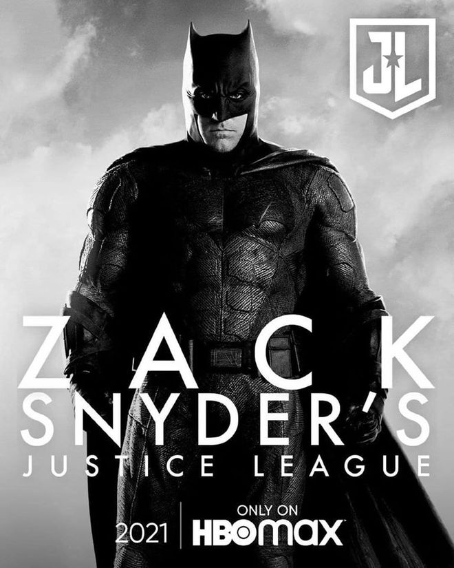 Justice League Snyder Cut ra mắt hàng loạt teaser mới, dàn nhân vật chính ai cũng được chiếm spotlight một lần - Ảnh 3.
