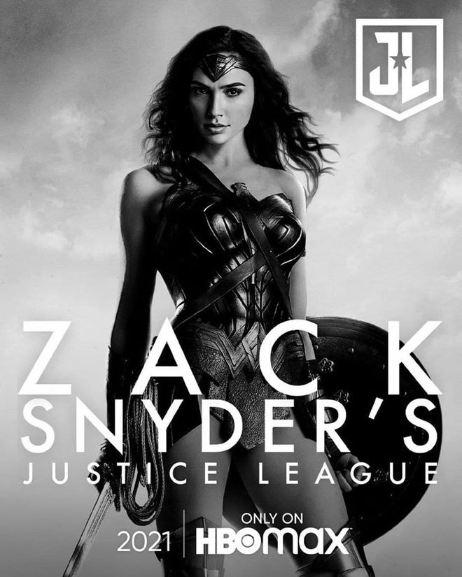 Justice League Snyder Cut ra mắt hàng loạt teaser mới, dàn nhân vật chính ai cũng được chiếm spotlight một lần - Ảnh 4.