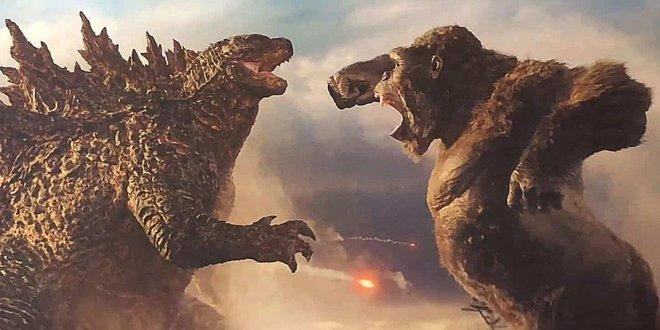 Godzilla vs Kong: Không chỉ fan hâm mộ mà ngay cả dàn diễn viên chính đau đầu pick team trong trailer mới - Ảnh 1.