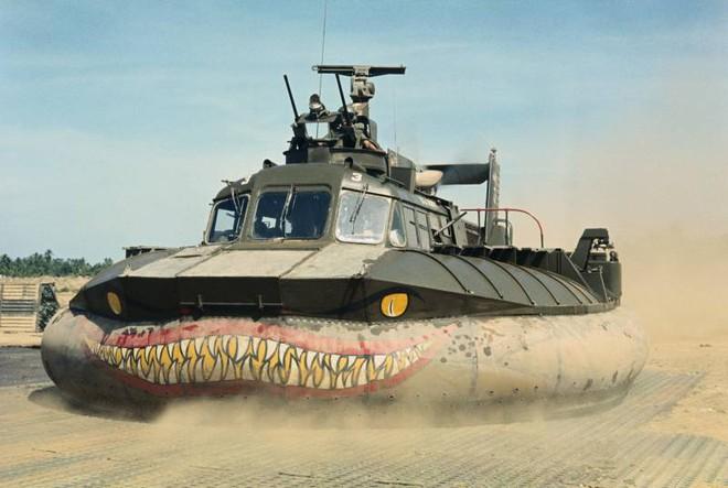Quái vật tàu đệm khí Mỹ và thất bại cay đắng tại chiến trường khi lần đầu tham chiến (Phần 1) - Ảnh 2.