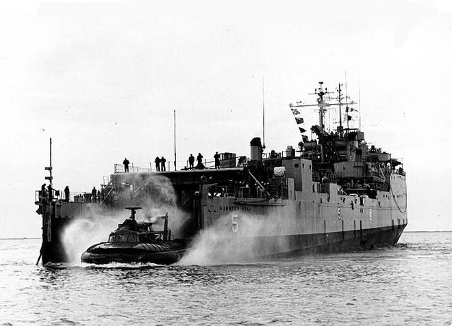 Quái vật tàu đệm khí Mỹ và thất bại cay đắng tại chiến trường khi lần đầu tham chiến (Phần 2) - Ảnh 6.