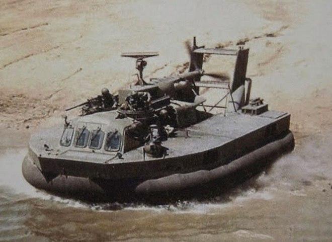 Quái vật tàu đệm khí Mỹ và thất bại cay đắng tại chiến trường khi lần đầu tham chiến (Phần 1) - Ảnh 6.