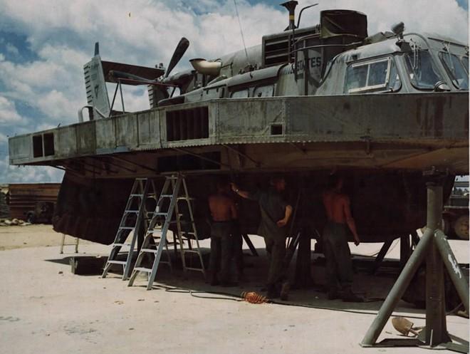 Quái vật tàu đệm khí Mỹ và thất bại cay đắng tại chiến trường khi lần đầu tham chiến (Phần 2) - Ảnh 5.