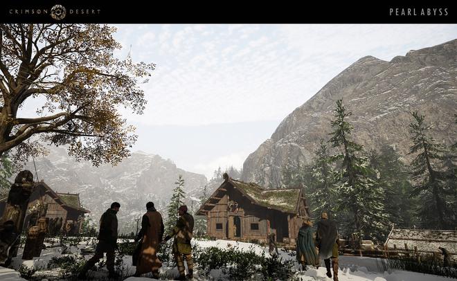 """Crimson Desert: tựa game Hàn Quốc có tiềm năng trở thành một """"Witcher 3"""" của Châu Á! - Ảnh 4."""