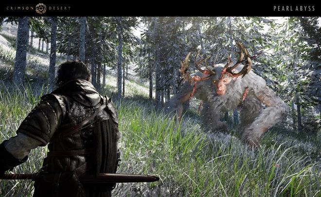 """Crimson Desert: tựa game Hàn Quốc có tiềm năng trở thành một """"Witcher 3"""" của Châu Á! - Ảnh 6."""