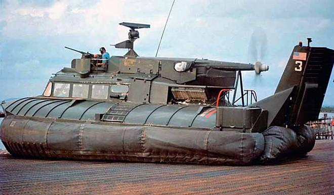Quái vật tàu đệm khí Mỹ và thất bại cay đắng tại chiến trường khi lần đầu tham chiến (Phần 1) - Ảnh 8.