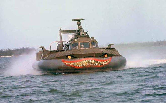 Quái vật tàu đệm khí Mỹ và thất bại cay đắng tại chiến trường khi lần đầu tham chiến (Phần 1) - Ảnh 10.