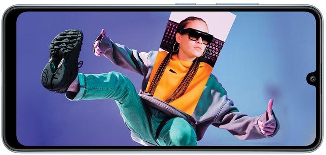 Galaxy A32 ra mắt tại VN: Màn hình Super AMOLED 90Hz, cụm 4 camera 64MP, Helio G80, pin 5000mAh, giá 6.7 triệu đồng - Ảnh 3.