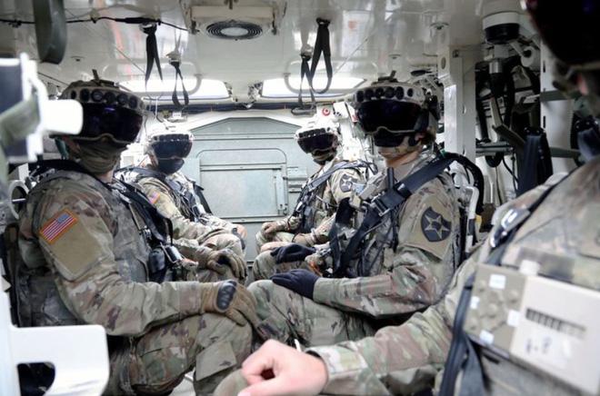 Công nghệ wall hack đời thực: Kính bảo hộ mới của quân đội Mỹ có thể nhìn xuyên qua cả những bức tường kiên cố - Ảnh 4.