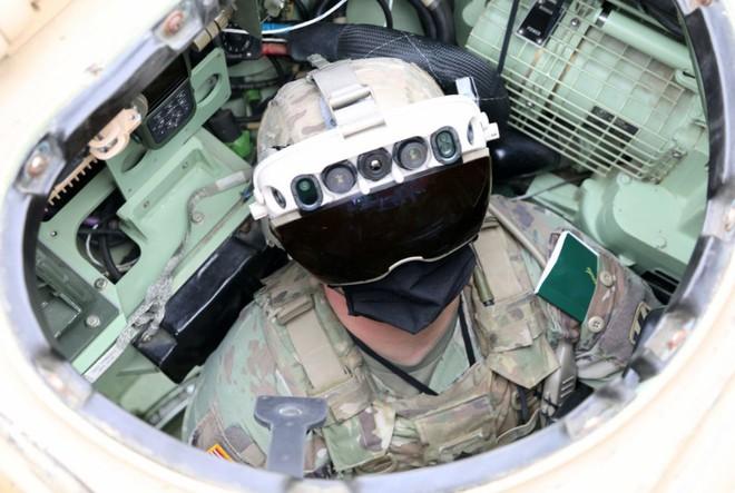 Công nghệ wall hack đời thực: Kính bảo hộ mới của quân đội Mỹ có thể nhìn xuyên qua cả những bức tường kiên cố - Ảnh 1.