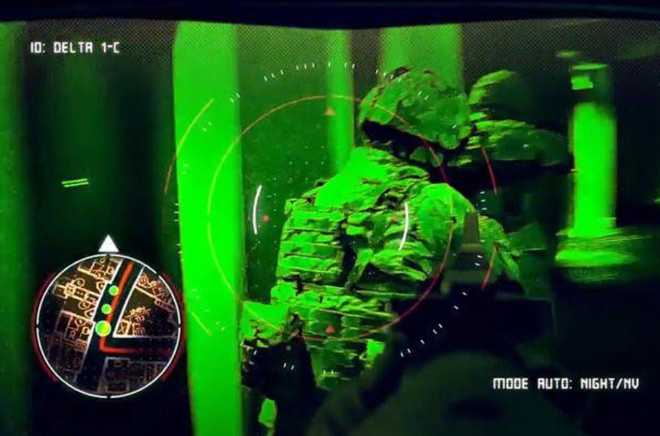 Công nghệ wall hack đời thực: Kính bảo hộ mới của quân đội Mỹ có thể nhìn xuyên qua cả những bức tường kiên cố - Ảnh 5.