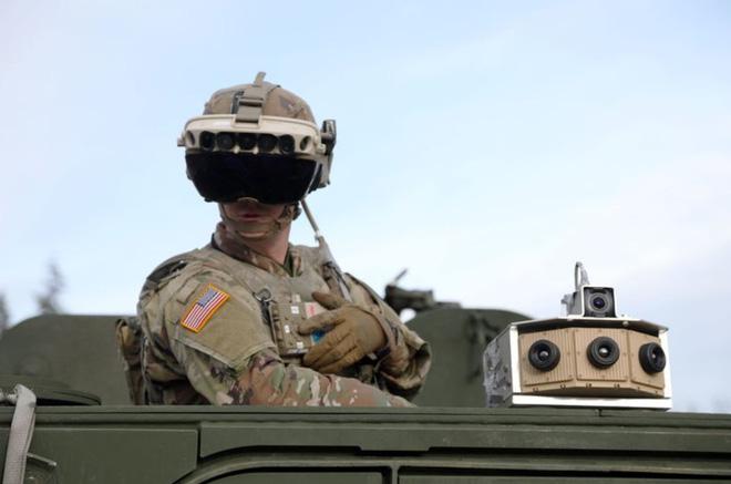 Công nghệ wall hack đời thực: Kính bảo hộ mới của quân đội Mỹ có thể nhìn xuyên qua cả những bức tường kiên cố - Ảnh 2.