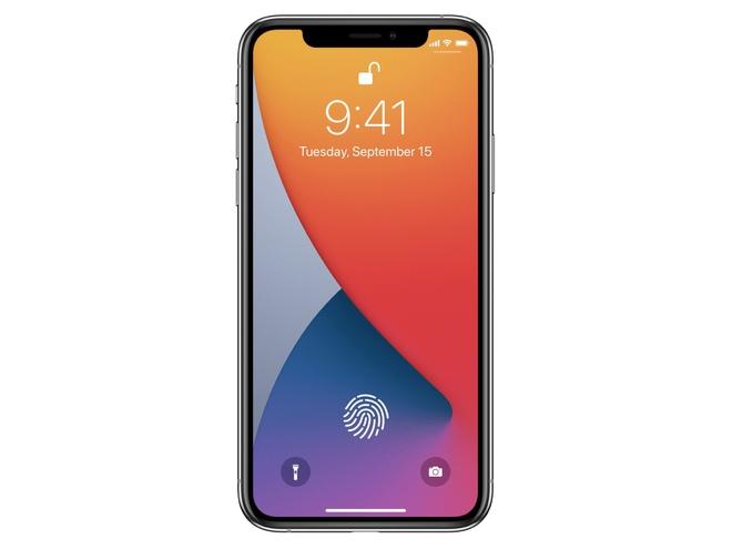 iPhone 13 sẽ được trang bị cảm biến vân tay dưới màn hình? - Ảnh 2.