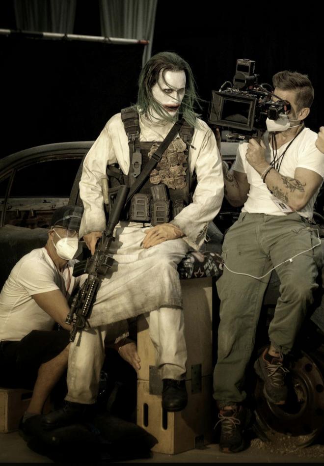Zack Snyder lý giải vì sao Joker trở lại trong Justice League: Đây có thể là cơ hội cuối để Batman đối mặt Joker trong DCEU - Ảnh 3.