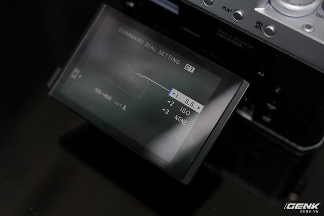 Trên tay và cảm nhận nhanh Fujifilm X-E4: Thay đổi nhiều so với đời trước, nhưng theo hướng tích cực hay tiêu cực? - Ảnh 7.