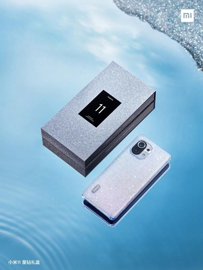 Xiaomi ra mắt Mi 11 phiên bản Star Diamond đặc biệt dành cho hội chị em phụ nữ - Ảnh 2.