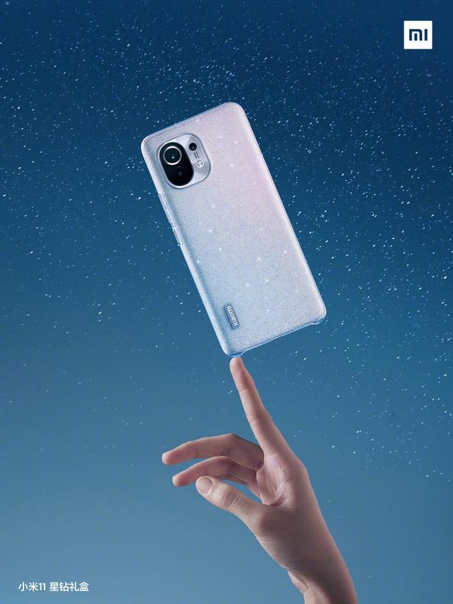 Xiaomi ra mắt Mi 11 phiên bản Star Diamond đặc biệt dành cho hội chị em phụ nữ - Ảnh 4.