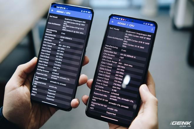 So sánh Redmi K40 Pro và Xiaomi Mi 11: Bộ đôi smartphone Snapdragon 888, màn hình 120Hz giá rẻ - Ảnh 7.