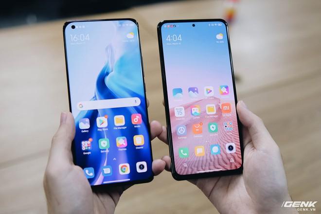 So sánh Redmi K40 Pro và Xiaomi Mi 11: Bộ đôi smartphone Snapdragon 888, màn hình 120Hz giá rẻ - Ảnh 5.