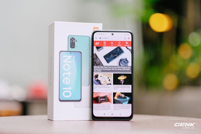 Trên tay Redmi Note 10 và Redmi Note 10 Pro chính hãng: Đã có màn hình AMOLED 120Hz, Snapdragon 678/732G, giá từ 4.7 triệu - Ảnh 18.
