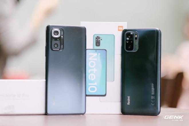 Trên tay Redmi Note 10 và Redmi Note 10 Pro chính hãng: Đã có màn hình AMOLED 120Hz, Snapdragon 678/732G, giá từ 4.7 triệu - Ảnh 16.