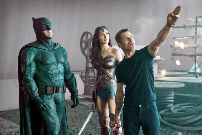 Có thể bạn chưa biết: Zack Snyder chưa bao giờ lên tiếng chê bai Justice League của Joss Whedon - Ảnh 2.