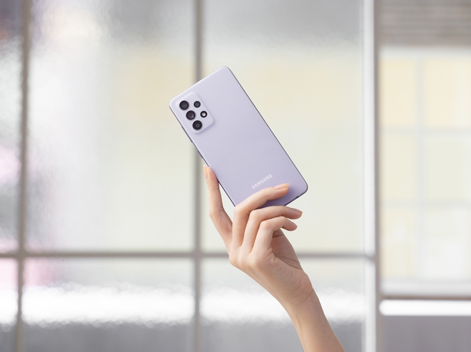 Galaxy A series 2021 chính thức ra mắt: Màn hình AMOLED 90Hz/120Hz, Snapdragon 720G/750G, có 5G, chống nước IP67, giá từ 9.29 triệu đồng - Ảnh 3.