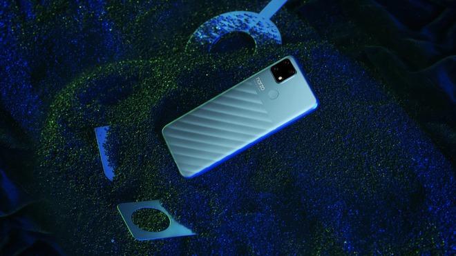 Realme Narzo 30A ra mắt tại VN: Thiết kế đẹp, pin 6000mAh, giá 3.99 triệu đồng - Ảnh 3.