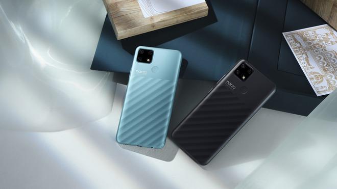 Realme Narzo 30A ra mắt tại VN: Thiết kế đẹp, pin 6000mAh, giá 3.99 triệu đồng - Ảnh 4.