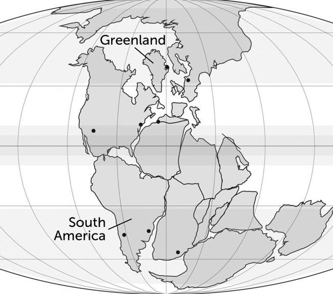 Biến đổi khí hậu đã giúp một số loài khủng long di cư đến Greenland - Ảnh 1.