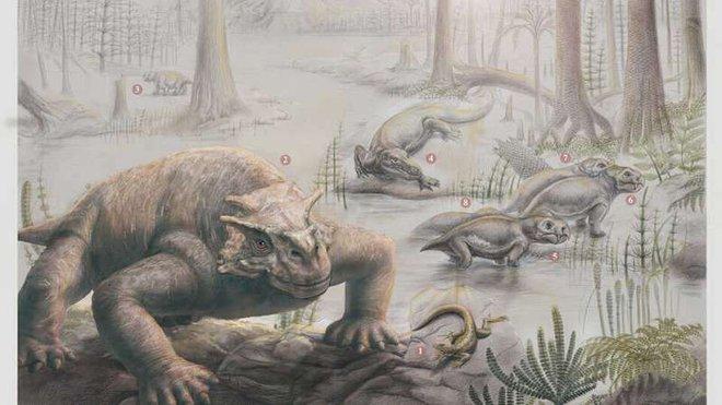 Phải mất 10 triệu năm sự sống trên Trái Đất mới có thể phục hồi sau sự kiện The Great Dying - Ảnh 3.
