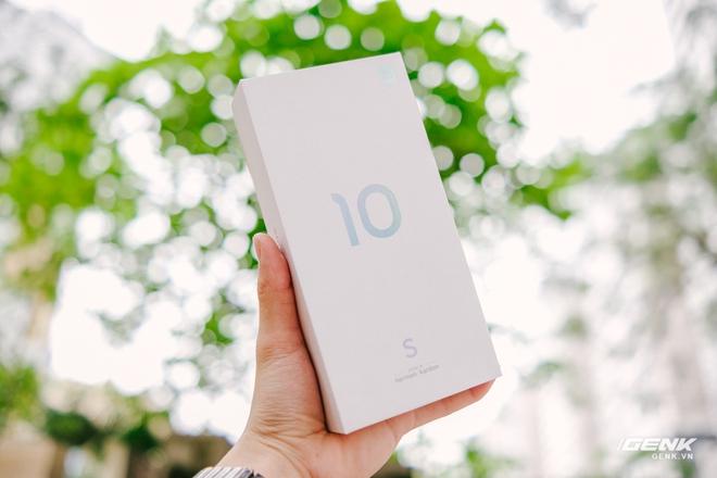 Trên tay Xiaomi Mi 10S: Thiết kế giống Mi 10 Ultra nhưng nội thất giống Redmi K40, giá 12.8 triệu đồng - Ảnh 1.